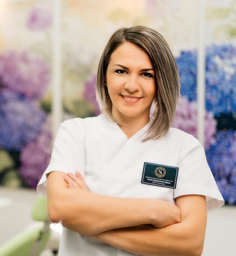 Dijana Dorić-Hakalović, dr.stomatologije
