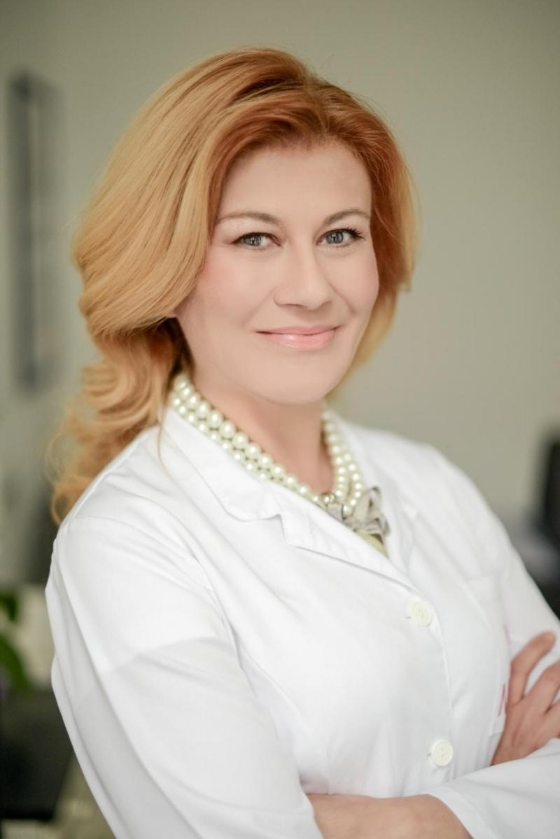 Dr Maja Šlaković, specijalistkinja ginekologije i akušerstva